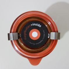 Hagebutten inside! Label design