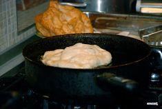 Nyammm: Az igazi lángos 1957 óta:) - In memoriam Lehel piac Mashed Potatoes, Chicken, Ethnic Recipes, Food, Whipped Potatoes, Essen, Yemek, Buffalo Chicken, Smash Potatoes