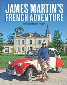 James Martin's French Adventure: 80 Classic French Recipes: Amazon.co.uk: James Martin: £8.99 to buy. Hardcover: 192 pages Publisher: Quadrille Publishing Ltd (9 Feb. 2017) Product Dimensions: 20.7 x 2.3 x 25.7 cm Average Customer Review: 4.4 out of 5 stars See all reviews (80 customer reviews) Amazon Bestsellers Rank: 6 in Books (See Top 100 in Books) #1 in Books > Food & Drink > National & International Cookery > French