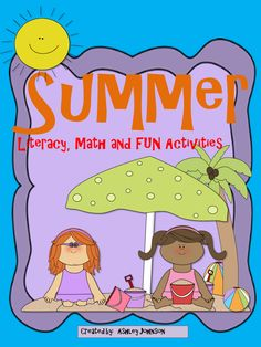 Summer Literacy and Math FUN activities!!! This download is 65+ pages packed full of fun educational review and summer activities. This pack will have your students practicing skills to keep them fresh or to help prepare them for the next grade level. Also, many fun activities to get your students up and moving. $