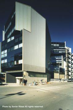 ADD Arquitectura + Manuel Bailo + Rosa Rull | HOTEL CIUTAT IGUALADA