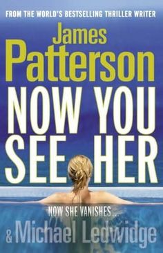 great book, love James Patterson