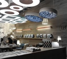 Spiro & Saturnia by LZF Lamps