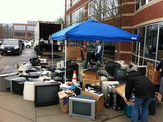 Concerts for E-waste