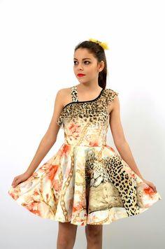 Vestido Miss Cake Moda Infanto Juvenil 510256