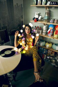 MACADEMIAN GIRL: MissSpark PHOTOSHOT in 9design