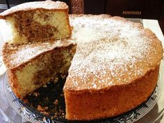 מתכון עוגת שיש תפוחים ואגוזים, עוגת שיש קלה להכנה וביתית עם תפוחי עץ ואגוזי מלך שמתאימה מאוד לראש השנה