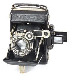 second-hand film cameras Super Ikonta A