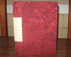 How to Make a Cloth Book Binding