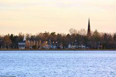 Burlington, NJ, Riverfront