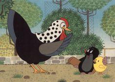 (2015-05) Muldvarpen og kyllingen taler med hønen