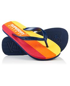 dab36161d1087  superdry Superdry men s Sleek flip flops. The sun may be setting but your  night