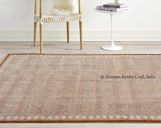 Kantha Quilts / Rugs / Carpet Free by WomensKarmaCraft Anthropologie Rug, Quilted Baby Blanket, Twin Quilt Size, Kantha Quilt, Quilts, Solid Rugs, Indian Rugs, Rugs On Carpet, Carpets