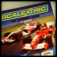 Scalextric. The ultimate guide.
