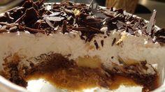 Υπέροχο γρήγορο Μπανόφι στο ποτήρι σε 10 λεπτά ΜΟΝΟ!!!!! ~ ΜΑΓΕΙΡΙΚΗ ΚΑΙ ΣΥΝΤΑΓΕΣ The Kitchen Food Network, Greek Dishes, Sweet Pie, Greek Recipes, Food Network Recipes, Bakery, Deserts, Dessert Recipes, Ice Cream