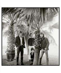 The Doors, Venice Beach, Cali 1967 photo by Bobby Klein