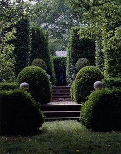 Oscar de la Renta Garden