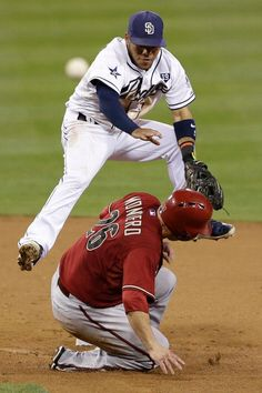 Alexi Amarista, San Diego Padres