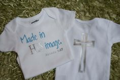 Made in HIS image by Beautiful Honor   Christian clothing/wearable worship  on etsy
