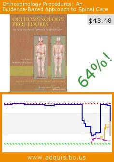 Orthospinology Procedures: An Evidence-Based Approach to Spinal Care (Hardcover). Drop 64%! Current price $43.48, the previous price was $121.03. http://www.adquisitio.us/lippincott-williams/orthospinology-procedures