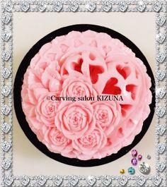 ソープカービングSoap carving work#craft#石鹸彫刻
