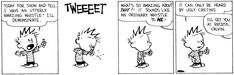 Calvin has an amazing demonstration to share for Show and Tell Calvin And Hobbes Comics, Calvin And Hobbes Quotes, Comic Book Characters, Comic Books, Fun Comics, Show And Tell, Comic Strips, Picture Quotes, Just Love