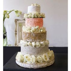 Isabella Cheese Wedding Cake