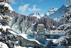 Mario Botta | Swiss Spa