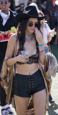Kendall Jenner at Coachella