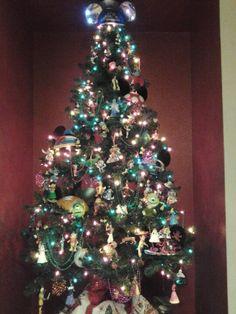 My Disney Christmas tree