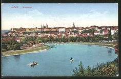 City Žatec / Saaz   Ústecký kraj / Region Aussig   old Postcards Old Postcards, City, World, Outdoor Decor, Vintage, Postcards, Cities, The World, Vintage Comics
