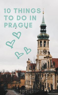 Top 10 Things to do in Prague, Czech Republic - Lots of things to do in Prague in December including food, sights and more! #europe #prague #czechrepublic #top10 #travel