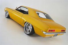 1969 CHEVROLET CAMARO RS/SS Lot 1336 | Barrett-Jackson Auction Company