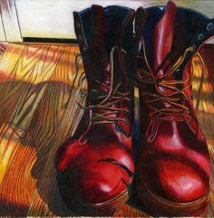 AP Art Portfolio 2009 by Elisabeth Clarke, via Behance