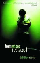 From Where I Stand by Tabitha Suzuma - Raven is a deeply disturbed teenager, bullied at school and placed in foster care after witnessing his mother's murder.  He finds a friend in Lotte and together they track down Raven's mum's killer, with the goal of exposing him to the police. But their plan goes dangerously wrong and suddenly nothing is as it seems. Everything is falling apart and, ultimately, there is only one, final way out.