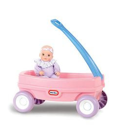 Little Tikes Baby Born Lil' Wagon Kids Wagon, Toy Wagon, Babies R Us, Baby Kids, Toddler Toys, Kids Toys, Zapf Creation, Little Tikes, Baby Born