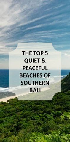 The southern beaches are pounded by some of the world's most famous surf breaks. Here is our selection of five of the best 'hard to find and difficult to leave' beaches of Bali's Bukit Peninsula. Bali Resort, Most Visited, Hard To Find, Where To Go, Beaches, Surfing, Southern, Island, World