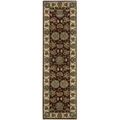 Nourison Cambridge Persian Splendor Brick Rug