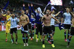 Como en el 86 y el 90, la Argentina buscará la copa del mundo ante Alemania - Selección Argentina - canchallena.com