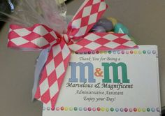 or for anyone who is Marvelous and Magnificent Daycare Gifts, Staff Gifts, School Gifts, Gifts For Coworkers, Teacher Gifts, Administrative Assistant Day, Administrative Professional Day, Admin Professionals Day, Admin Day