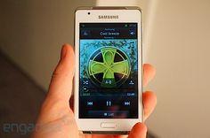 Samsung Galaxy S WiFi 4.2 hands-on