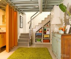 make the basement livable on pinterest unfinished basements ikea