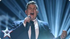 Kyle Tomlinson performs Adele's When We Were Young | Semi-Final 1 | Brit...