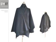 """Zero-waste Kimono-jacket """"Manta"""""""