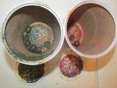 Acorn Painting in Preschool by Teach Preschool