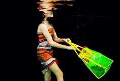 Fotografía bajo el agua.