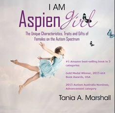 I Am AspienGirl now a 2015 eLit Gold Medal book award winner! #autism Whoop! AspienGirl.com