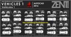 VEHICLES 1 - Vehiculos - DWG