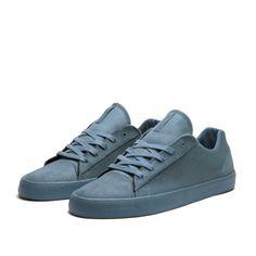 "SUPRA ASSAULT ""DEEP"" Shoe | STEEL BLUE - STEEL BLUE | Official SUPRA Footwear Site"