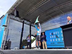 Cycling Australia @CyclingAus Congratulations @GianniMeersman! The inaugural winner of the #CadelRoadRace pic.twitter.com/BRIcsrGKUe